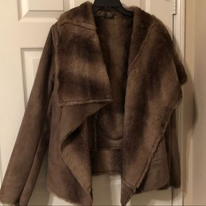 ALLOY Warm Faux Coat